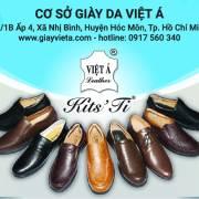 Giày Việt Á – Đẳng cấp cho một thương hiệu