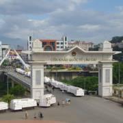 1.300 tấn nông sản xuất khẩu qua Cửa khẩu quốc tế Lào Cai