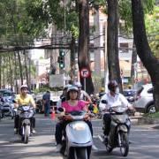 Từ nay đến tết, TP.HCM cấm xe một loạt tuyến đường trung tâm
