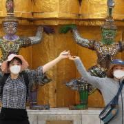 Bất chấp dịch nCoV, Thái Lan vẫn chào đón khách du lịch Trung Quốc