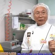 [Video] 'Vua bánh mì' Kao Siêu Lực tiết lộ bí quyết sản xuất bánh mì thanh long