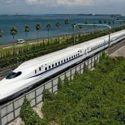 Trình Quốc hội dự án đường sắt tốc độ cao Bắc – Nam 350km/h vào tháng 5 tới