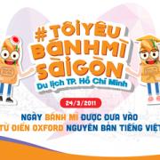 Bánh mì Việt Nam được quảng bá ở 12 quốc gia trên thế giới