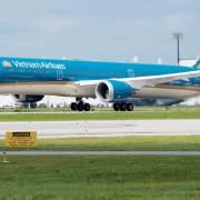 Vietnam Airlines ngưng chở khách từ châu Âu về Việt Nam