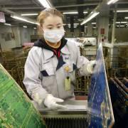Trung Quốc: Mở cửa nhà máy, sa thải công nhân vì không có đơn hàng