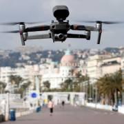 Bất chấp lo ngại của Mỹ, châu Âu dùng drone Trung Quốc kiểm soát dịch