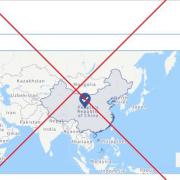 Facebook đã xoá Trường Sa, Hoàng Sa ra khỏi bản đồ Trung Quốc