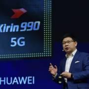 Huawei vượt Qualcomm, trở thành nhà cung cấp chip số một Trung Quốc