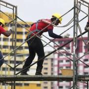 Singapore phụ thuộc 'nặng nề' vào lao động nhập cư