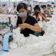 Ngành dệt may tiếp tục chịu thiệt hại nặng hơn trong quý 2/2020