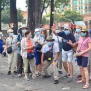 Khách quốc tế đến Việt Nam giảm 78,7%