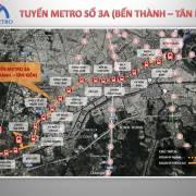 TP.HCM đề xuất đầu tư thêm tuyến metro gần 68.000 tỷ đồng