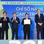 Quảng Ninh lần thứ 3 giữ ngôi quán quân Bảng xếp hạng PCI