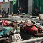 TP.HCM sẽ buộc tái xuất 1.100 container phế liệu, phế thải trong quý 2