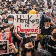 Mỹ chính thức thu hồi quy chế đặc biệt của Hong Kong