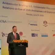 Việt Nam có nhiều lợi thế thu hút DN Mỹ dịch chuyển chuỗi cung ứng