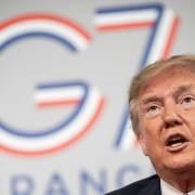 Ông Trump muốn đổi G7 thành G11?