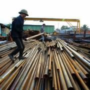 Việt Nam vẫn nhập siêu sắt thép từ Trung Quốc