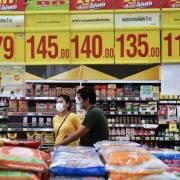Xuất khẩu gạo Thái Lan dự báo giảm mức thấp nhất trong vòng 10 năm