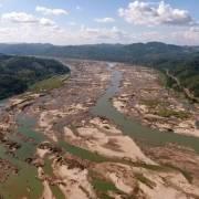 Trung Quốc lũ lụt nghiêm trọng, sông Mekong vẫn thiếu nước