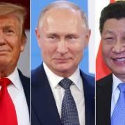 Trung Quốc soán ngôi Nga thành đối thủ số 1 của Mỹ