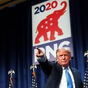 Đảng Cộng hòa ca ngợi sự lãnh đạo của ông Donald Trump