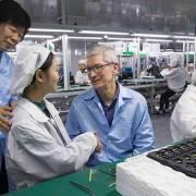 Apple kiểm tra nhà máy của công ty lắp ráp iPhone tại Việt Nam?