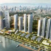 Thay đổi chủ đầu tư khu phức hợp Sài Gòn – Ba Son
