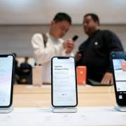 Apple ngày càng phụ thuộc vào thị trường Trung Quốc
