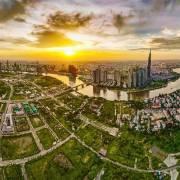 Thành phố Thủ Đức nhìn từ Singapore