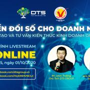 Cùng doanh nghiệp 'Go-Online'