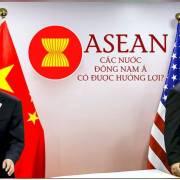 Đông Nam Á trong chiến lược 'tách Trung' của Mỹ