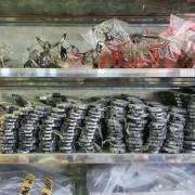 TP.HCM: Thu giữ nhiều phụ tùng xe máy giả trị giá trên 1 tỷ đồng