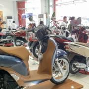 Việt Nam là nước tiêu thụ xe máy nhiều thứ hai ở Đông Nam Á