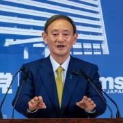 Ông Yoshihide Suga được bầu làm thủ tướng Nhật Bản