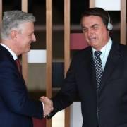 Mỹ cam kết hỗ trợ 1 tỷ USD để Brazil loại Huawei khỏi mạng 5G