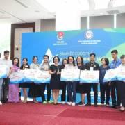 12 dự án cuối cùng vào chung kết Cuộc thi khởi nghiệp 2020