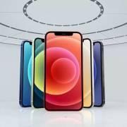 Apple công bố iPhone 12 với màn hình OLED, hỗ trợ 5G