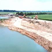 Đồng Tháp Mười ồ ạt bán đất hầm