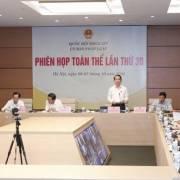 Trình Quốc hội thông qua mô hình tổ chức chính quyền đô thị tại TP.HCM