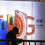 Huawei quyết định bán thương hiệu Honor