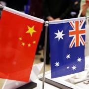 Căng thẳng thương mại Trung-Úc leo thang