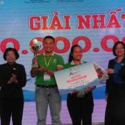 Mật hoa dừa Sokfarm đăng quang Cuộc thi Dự án khởi nghiệp