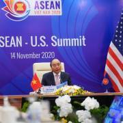 ASEAN hoan nghênh Mỹ đóng góp tích cực cho hòa bình, tự do hàng hải ở Biển Đông