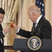 Chủ tịch Trung Quốc Tập Cận Bình chúc mừng ông Joe Biden thắng cử