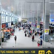 Hà Nội – TP.HCM là tuyến bay bận rộn thứ hai trên thế giới