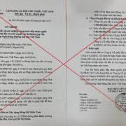 Bộ Công an cảnh báo thủ đoạn lừa xin tiếp nhận nguồn vốn FDI