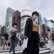 Tokyo lần đầu tiên ghi nhận hơn 1.300 ca nhiễm Covid-19/ngày