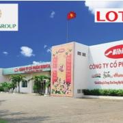 Lotte muốn thoái sạch 44% vốn tại Bibica
