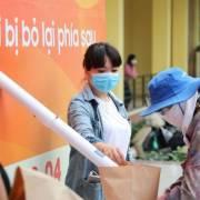 Ấn Độ cũng mở 'ATM gạo' để hỗ trợ người nghèo